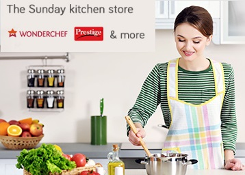 The Sunday Kitchen Store low price