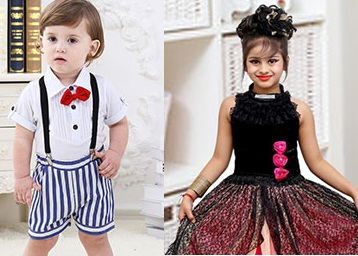 Kid'S Clothing For All Occasions low price
