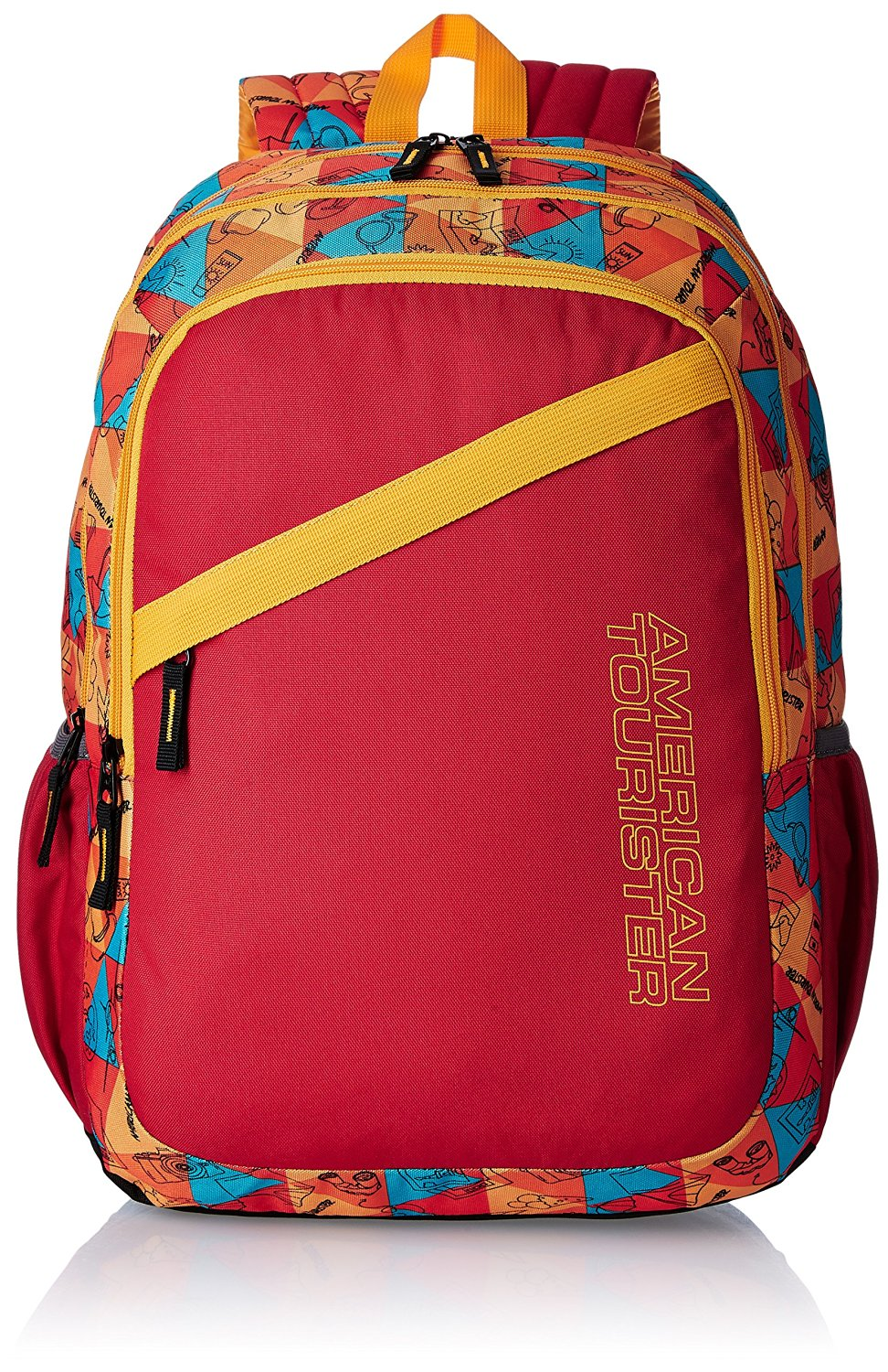 American Tourister Hashtag Casual Backpack low price