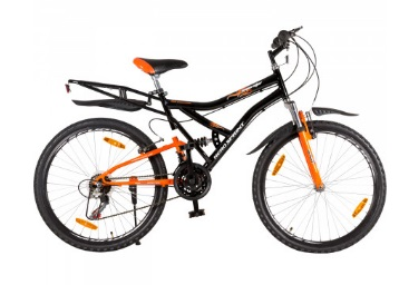Hero SuperStar 26T 18 Speed Dwrim Glsy at Rs.6,999/- low price