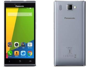 Panasonic P66 Mega (Silver Grey, 16 GB) low price