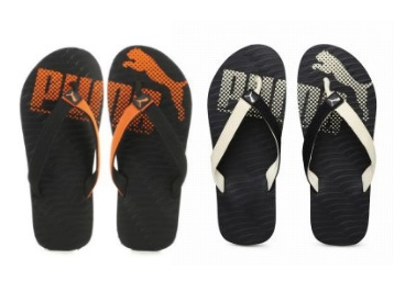 Grab Now : Puma Flipflops low price