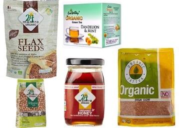 Organic Foods low price