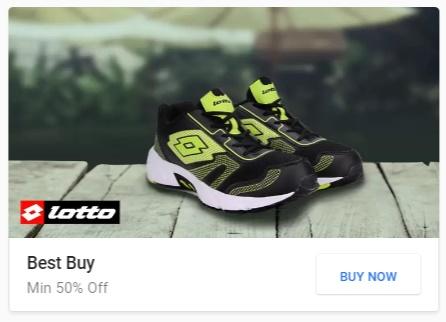 Lotto Men's Footwear low price