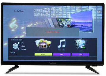 Panasonic Full HD LED TV, 22 Inches