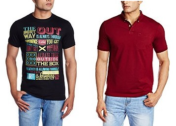 Peter England Men's Clothing low price