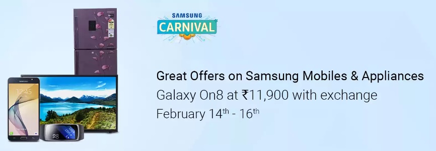 Samsung Carnival – Samsung Phones & Appliances