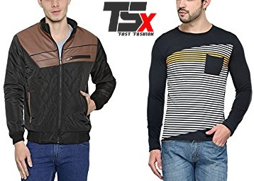 TSX Mens Wear discount deal