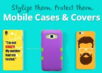 Get Mobile Cases & Covers