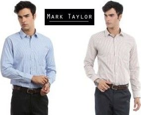 Mark Taylor Men's Casual Shirts low price