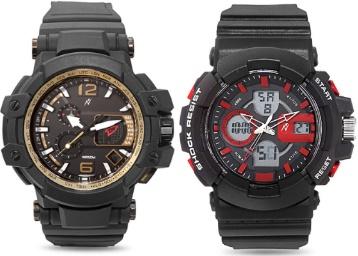 Yepme Analog-Digital Watch for Men at Flat 60% Off + Free Shipping low price