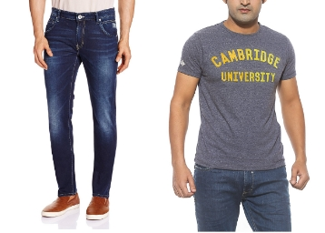 Pepe Jeans Men's Clothing discount deal
