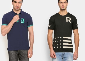 U.C.B Polo & T-shirt low price