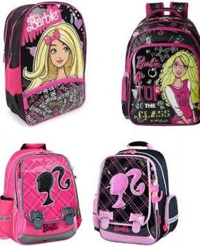 Only for Today:- BARBIE School Bags low price