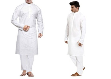 Special Offer:- Royal Men's Cotton Kurta Pyjama Set low price