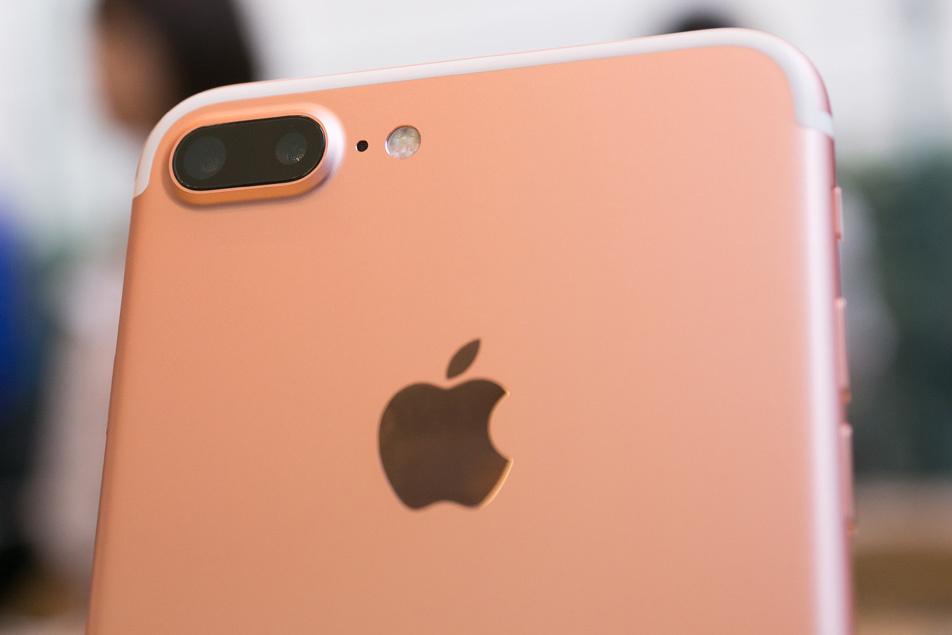 Super Exchange Sale Apple Iphone 7 Plus 32gb Rs 44800 At