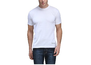 AWG Men's Jersey Round Neck Dryfit T-shirt low price