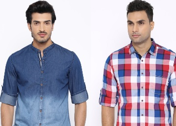 Get Nature Casual Shirts Minimum 50% Off From Rs. 497 + FREE Shipping discount offer