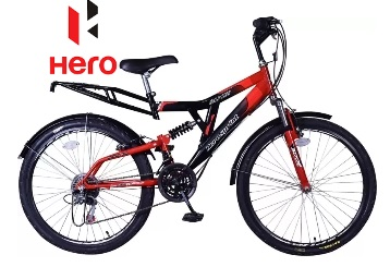 Steal Price :- Buy Hero Blade Hybrid Cycle at just Rs.5999 + FREE Delivery+ Extra 5% Off low price
