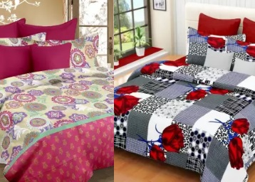 Steal DOD : Zesture Home Furnishing Range Minimum 50% Off From Rs. 279 + FREE Shipping low price
