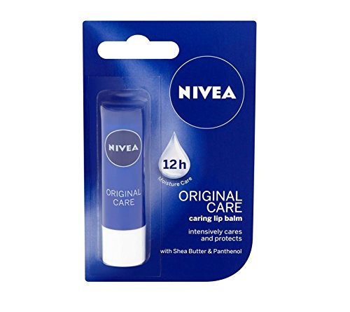 FREE Shiping;- Nivea Lip Care Original Care, 4.8 g At Just Rs. 75 low price