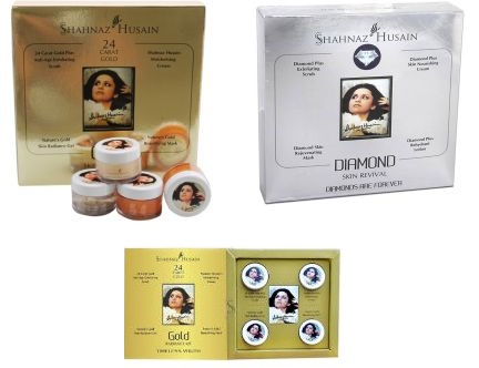 Steal : Shahnaz Husain Beauty Products Minimum 70% Off From Rs. 239 discount deal