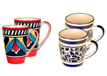 Steal : Get Stationery House Bone China Mugs Starting at Rs. 69 + FREE Shipping low price