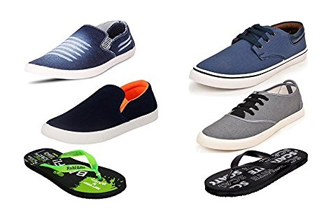 Up to 80% Off on Scatchite Men's Casual Shoes, Starts @ Rs. 149