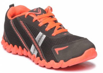 Camro Red Sports Shoes For Men at Just Rs. 349 + Free Shipping