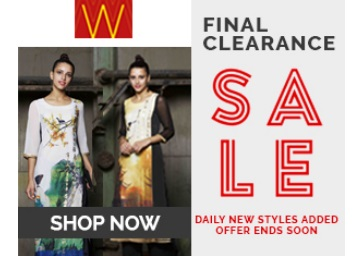 Clearance Sale : Get Minimum 30-50% Off On Top Styles Clothing For Women low price