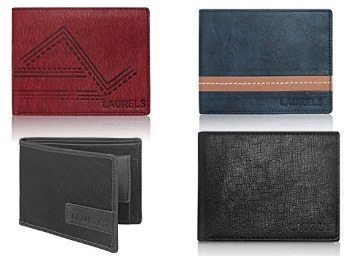 Amazon DOD : Laurels Wallet & Bags Flat 80% Off + FREE Shipping low price