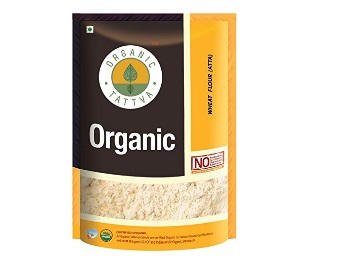 {65% Claimed} Organic Tattva Wheat Flour, 5 Kg at Just Rs. 168 + FREE Shipping low price
