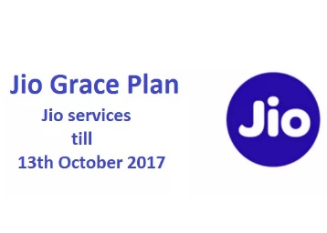 Must Read : Jio Grace Plan Unlimited Free Internet/Calling For Non