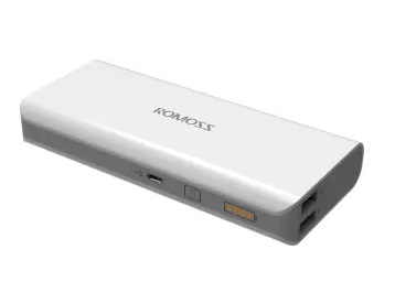 [Lowest online] Romoss Solo5 10000 mAh Power Bank at just Rs.499 low price