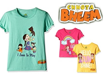 Steal Deal :- Chota Bheem Kids Clothings at Minimum 50% OFF, starts at Rs. 149 low price