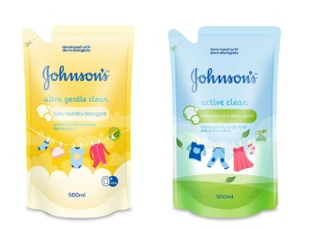 Baby Special : Johnson's Baby Laundry Detergent 500ml at Just Rs.292 + FREE Shipping low price