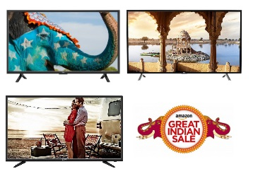Television discount offer