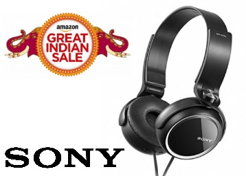 Headphone discount offer