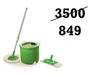 Lightning Deal : Scotch-Brite Jumper Single Bucket Set At Just Rs. 1499 + FREE Shipping low price