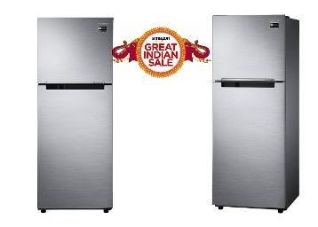 Refrigerator discount offer