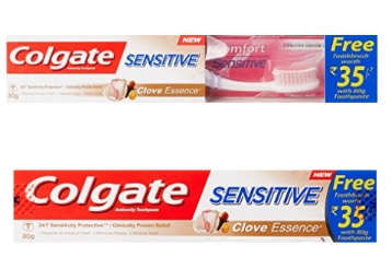 surprise! Toothbrush toothpaste discount offer