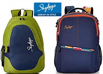 Steal Deal:- Skybags Backpack & Suitcases at Flat 50% – 70% OFF + Free Shipping