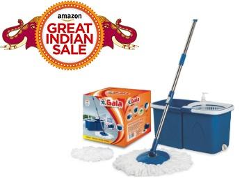 Bucket Bucket Spin Mop Mop Mop Set Spin mop discount offer