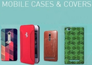 Stylish Mobile Cases & Cover at Minimum 50% Off – Start at Rs. 41 low price