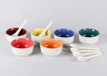 Steal : Cdi Stoneware 250ML Soup – Set of 12 at Flat Rs. 200 + FREE Shipping low price