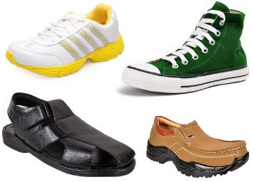 Boots Loafers Sneakers And Sandals at Extra 40% Off from Rs. 239 low price