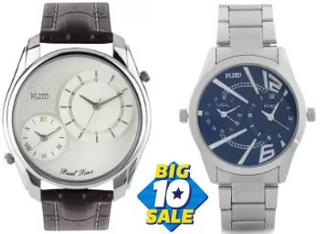 Fluid Analog Watch For Men at Flat 90% Off low price