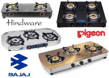 Gas Stoves at Minimum 30% off + 30% Cashback from Rs. 1210 low price