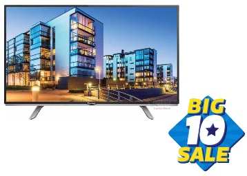 LOOT PRICE : Panasonic (40) Full HD Smart LED TV at Extra Rs. 8000 Off + 105 Off + FREE Shipping discount deal