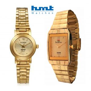 HMT Couples Watches Combo at 87% Off low price